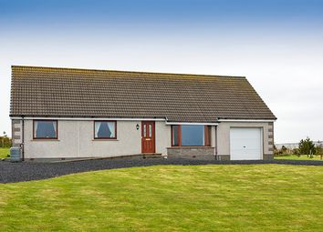 Thumbnail 3 bed bungalow for sale in Lybster