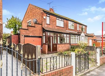 Thumbnail 2 bed semi-detached house for sale in Birkdale Road, Reddish, Stockport, Greater Manchester