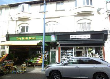 Thumbnail 1 bed flat to rent in John Street, Porthcawl