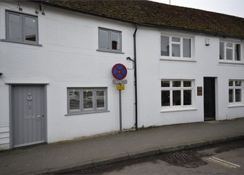 Thumbnail 2 bed terraced house for sale in Station Road, Stansted