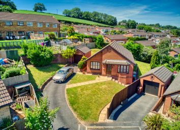 Thumbnail 3 bed detached bungalow for sale in Cudmore Park, Tiverton