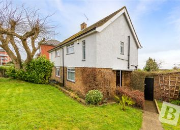 Thumbnail 2 bed semi-detached house for sale in Palmer Avenue, Gravesend, Kent