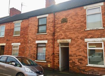 Thumbnail 2 bed terraced house for sale in Redcross Street, Grantham