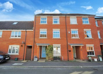 Thumbnail 4 bed terraced house for sale in Fayrewood Drive, Great Leighs, Chelmsford, Essex