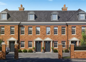 Thumbnail 5 bed terraced house for sale in George Road, Kingston Upon Thames, Surrey