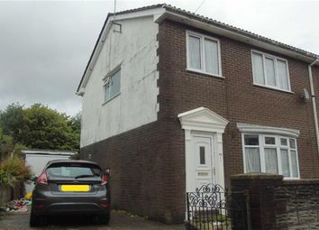 Thumbnail 3 bed semi-detached house for sale in Freeman Street, Swansea