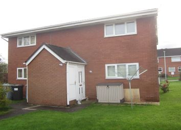 Thumbnail 1 bed flat for sale in Holbury Close, Crewe