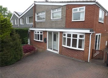 Thumbnail 4 bed semi-detached house to rent in Prebends Field, Gilesgate, Durham