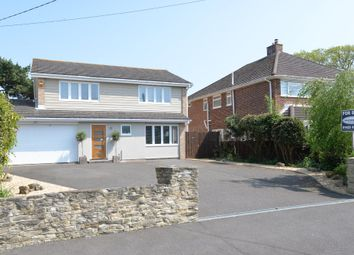Thumbnail 4 bed detached house for sale in Chestnut Avenue, Barton On Sea, New Milton