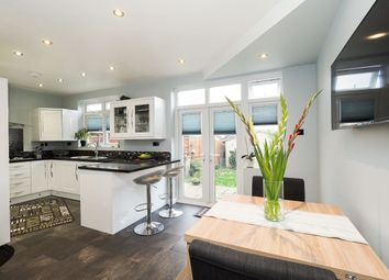 Thumbnail 3 bed property for sale in Amberley Way, Morden