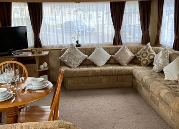 Thumbnail 2 bed mobile/park home for sale in Dawlish Warren, Dawlish, Devon