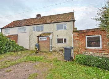 Thumbnail 3 bed semi-detached house to rent in Ridlington, North Walsham