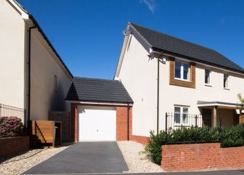 Thumbnail 4 bed detached house for sale in Coburg Crescent, Chudleigh, Newton Abbot