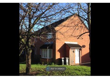 Thumbnail 1 bed terraced house to rent in Dunkirk Close, Bedford