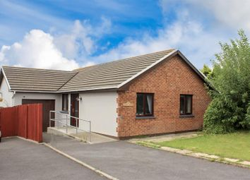 3 bed detached bungalow for sale in Donovan Reed Gardens, Pembroke Dock SA72