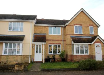 Thumbnail 2 bed terraced house for sale in Wrights Way, Leavenheath, Colchester