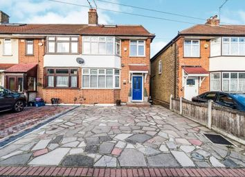 Thumbnail 4 bed end terrace house for sale in Woodford, Green, Essex