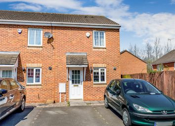 Thumbnail 2 bed semi-detached house for sale in Crome Close, Wellingborough