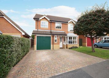 Thumbnail 4 bed detached house for sale in Scures Road, Hook