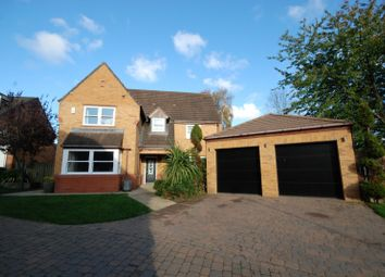Thumbnail 5 bed detached house for sale in Duxbury Park, Fatfield, Washington
