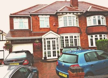 Thumbnail 5 bed detached house to rent in The Broadway, Dudley