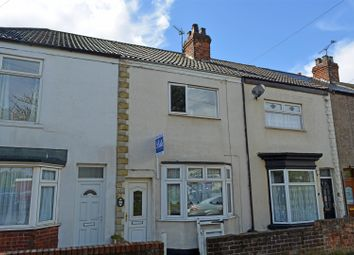 Thumbnail 2 bed terraced house for sale in Station Road, Keadby, Keadby