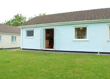 Thumbnail 2 bedroom semi-detached bungalow for sale in Gower Holiday Village, Scurlage