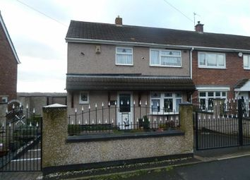 Thumbnail 3 bedroom end terrace house for sale in Hillcrest Road, Camp Hill, Nuneaton