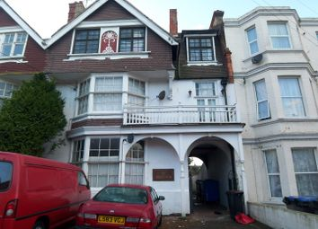 Thumbnail 1 bedroom flat for sale in Harold Road, Cliftonville, Margate