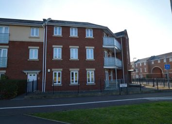 Thumbnail 2 bed flat for sale in Heraldry Way, Kings Heath, Exeter