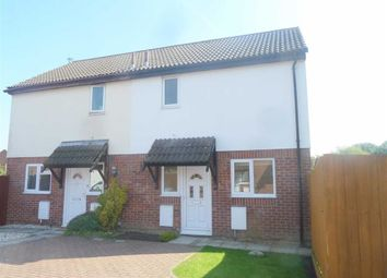 Thumbnail 2 bed semi-detached house to rent in Wagtail Close, Swindon, Wiltshire