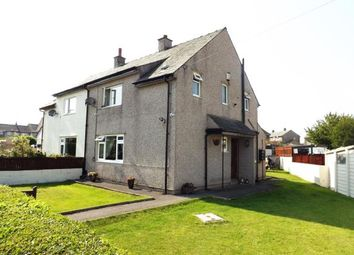 Thumbnail 2 bed semi-detached house for sale in Windermere Road, Carnforth, Lancashire, United Kingdom