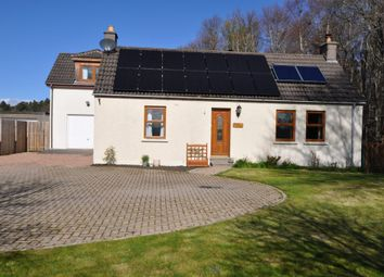 Thumbnail 4 bed cottage for sale in Forest Cottage, Kintessack, Forres