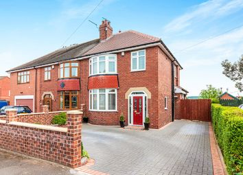 Thumbnail 3 bed semi-detached house for sale in Ash Grove, Rawmarsh, Rotherham