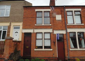 Thumbnail 2 bed terraced house to rent in Cemetery Road, Sileby, Loughborough