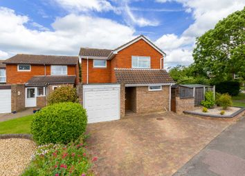 Thumbnail 4 bed detached house for sale in Kestrel Walk, Letchworth Garden City