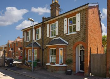Thumbnail 3 bed semi-detached house for sale in Vale Road North, Surbiton