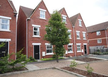Thumbnail 3 bed town house to rent in Nether Slade Road, Ilkeston