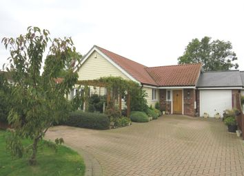 Thumbnail 3 bed detached bungalow for sale in Seven Cottages Lane, Rushmere St. Andrew, Ipswich