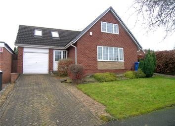 Thumbnail 3 bedroom detached house to rent in Carsington Crescent, Allestree, Derby