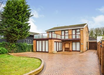 5 bed detached house for sale in South Road, Sully, Penarth CF64