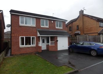 Thumbnail 5 bed detached house to rent in Hindley Road, Westhoughton, Bolton
