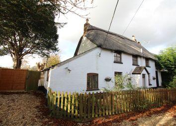 Thumbnail 3 bed detached house to rent in Wareham Road, Lytchett Matravers, Poole, Dorset