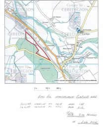 Land for sale in Dol-Y-Bont, Borth SY24