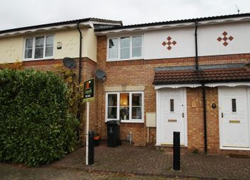 Thumbnail 2 bed terraced house for sale in Graythwaite Close, Abbeymeads, Swindon