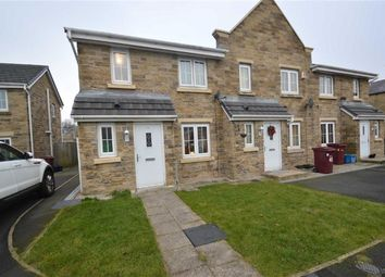 Thumbnail 4 bed town house to rent in Straight Mile Court, Burnley