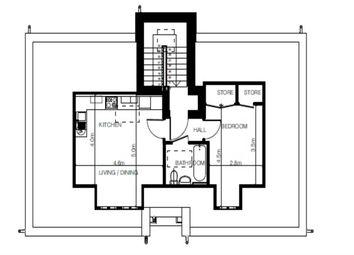 Thumbnail 1 bedroom flat for sale in Charles King Court, Shrewsbury Road, Shifnal, Shropshire