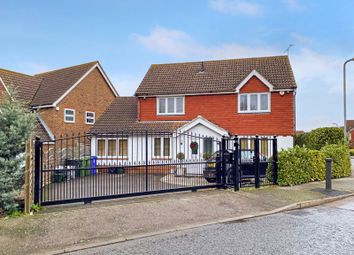 Thumbnail 5 bed detached house for sale in Doubleday Drive, Heybridge, Maldon