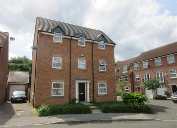 Thumbnail 4 bedroom detached house for sale in High Main Drive, Bestwood Village, Nottingham