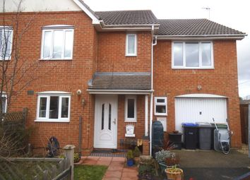 Thumbnail 4 bedroom semi-detached house to rent in Foxglove Drive, Hilperton, Trowbridge, Wiltshire